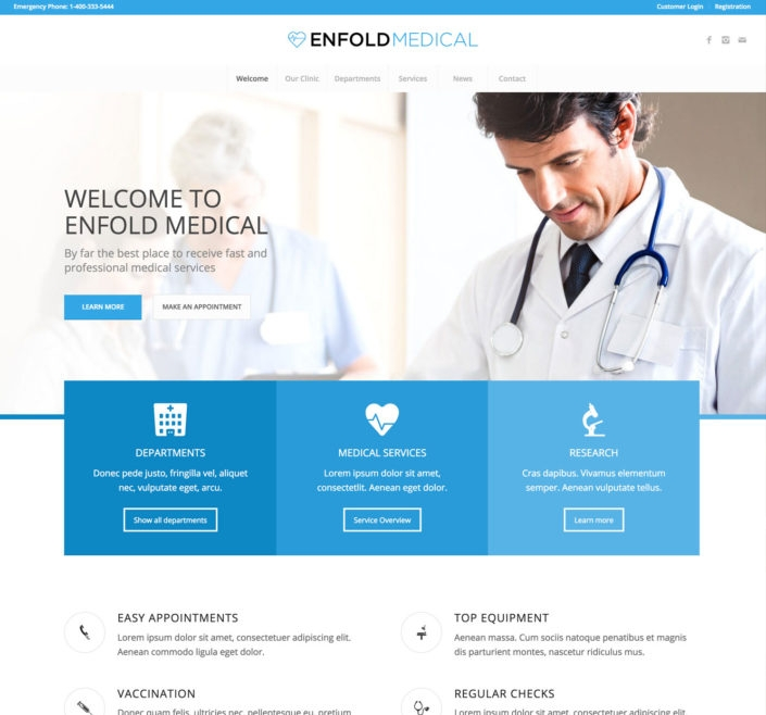 پزشکی (خدمات درمانی)